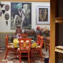Отель Casa de las Flores Мексика, Тлакуепакуе - отзывы, цены и фото номеров - забронировать отель Casa de las Flores онлайн питание