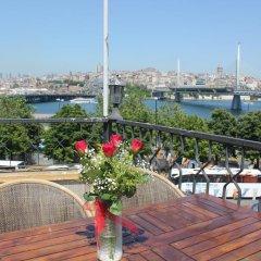 Отель Galata Bridge Apart Istanbul балкон