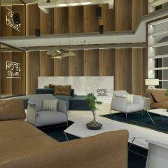 Отель Square Черногория, Будва - отзывы, цены и фото номеров - забронировать отель Square онлайн интерьер отеля фото 3
