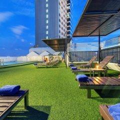 Отель Bangkok Cha-Da Hotel Таиланд, Бангкок - отзывы, цены и фото номеров - забронировать отель Bangkok Cha-Da Hotel онлайн бассейн