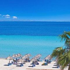 Отель Antigoni Beach Resort пляж фото 2