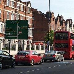 Отель Euro Hotel Clapham Великобритания, Лондон - отзывы, цены и фото номеров - забронировать отель Euro Hotel Clapham онлайн городской автобус