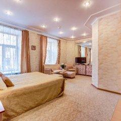 Мини-Отель Поликофф Стандартный номер с двуспальной кроватью фото 8