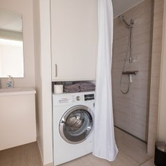Aalborg Hotel Apartments ванная