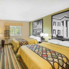 Отель Super 8 by Wyndham Vicksburg комната для гостей