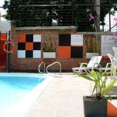 Hotel Torre del Viento бассейн