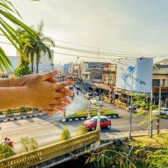 Отель Sino Imperial Phuket Таиланд, Пхукет - отзывы, цены и фото номеров - забронировать отель Sino Imperial Phuket онлайн пляж