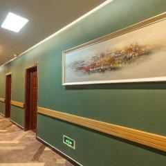 Отель Hill Lily Hotel Китай, Пекин - отзывы, цены и фото номеров - забронировать отель Hill Lily Hotel онлайн интерьер отеля