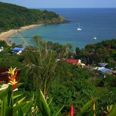 Отель Baan Kantiang See Panorama Villa Resort Ланта пляж