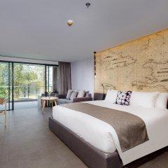 Отель La Vela Khao Lak комната для гостей