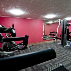 J Inspired Hotel Pattaya фитнесс-зал