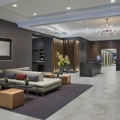 Отель Toronto Marriott Bloor Yorkville Hotel Канада, Торонто - отзывы, цены и фото номеров - забронировать отель Toronto Marriott Bloor Yorkville Hotel онлайн интерьер отеля фото 2
