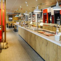 Отель Ibis Hamburg City Германия, Гамбург - 2 отзыва об отеле, цены и фото номеров - забронировать отель Ibis Hamburg City онлайн питание фото 2