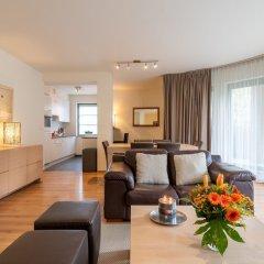Отель Europea EU Parliament Terrace Residence Бельгия, Брюссель - отзывы, цены и фото номеров - забронировать отель Europea EU Parliament Terrace Residence онлайн комната для гостей фото 4
