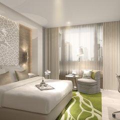 Отель Al Bandar Arjaan by Rotana 4* Апартаменты Премиум с различными типами кроватей