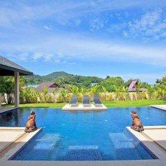 Отель Villa Yok Kiao бассейн фото 3