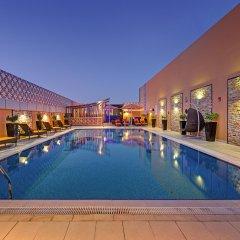 Abidos Hotel Apartment, Dubailand бассейн