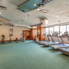 Отель Ming Wah International Convention Centre Шэньчжэнь фитнесс-зал