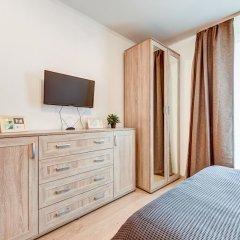 Апартаменты Hello Ladoga Apartment комната для гостей фото 2