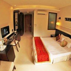 Отель Vinh Hung Emerald Resort Хойан комната для гостей фото 5