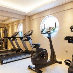 Prestige Garden Hotel фитнесс-зал