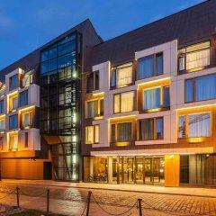 Отель PURO Poznan Stare Miasto Польша, Познань - отзывы, цены и фото номеров - забронировать отель PURO Poznan Stare Miasto онлайн вид на фасад