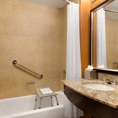 Отель Hilton Columbus/Polaris США, Колумбус - отзывы, цены и фото номеров - забронировать отель Hilton Columbus/Polaris онлайн ванная фото 2