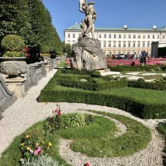 Апартаменты Salzburg Apartments Зальцбург помещение для мероприятий