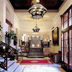 Отель El Minzah Hotel Марокко, Танжер - отзывы, цены и фото номеров - забронировать отель El Minzah Hotel онлайн интерьер отеля