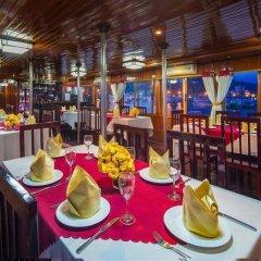 Отель Halong Dugong Sail питание