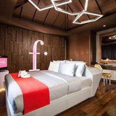 Fashion Hotel Legian комната для гостей