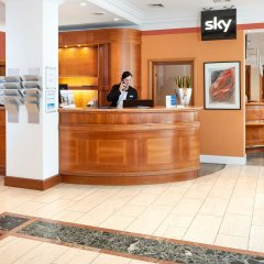 Best Western Hotel Leipzig City Centre интерьер отеля