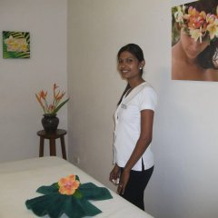 Nadi Bay Resort Hotel Вити-Леву спа