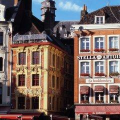 Отель ibis Lille Centre Gares балкон