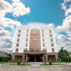 Гостиница The Plaza Almaty парковка