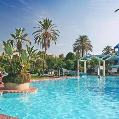 Отель Benal Beach Group бассейн