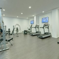 Tivoli Lisboa Hotel фитнесс-зал фото 2