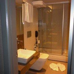 Kervansaray Bursa City Hotel Турция, Бурса - отзывы, цены и фото номеров - забронировать отель Kervansaray Bursa City Hotel онлайн ванная