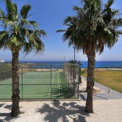 Апартаменты Coralli Spa Протарас спортивное сооружение