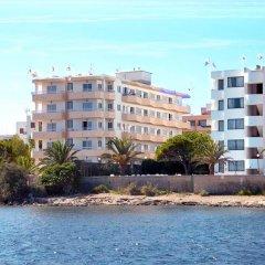 Отель Apartamentos Playasol Jabeque Dreams пляж фото 2