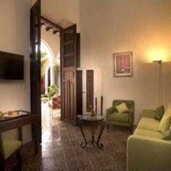 Отель Villa Merida комната для гостей фото 3
