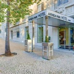 Отель Avenida Park Португалия, Лиссабон - 6 отзывов об отеле, цены и фото номеров - забронировать отель Avenida Park онлайн фото 5
