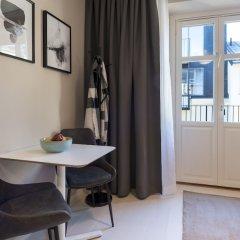 Апартаменты Forenom Apartments Stockholm Johannesgatan удобства в номере