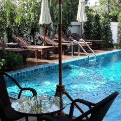 Отель Suvarnabhumi Suite Бангкок бассейн фото 2