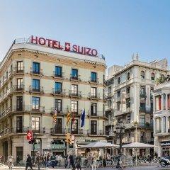 Отель Suizo Испания, Барселона - - забронировать отель Suizo, цены и фото номеров фото 5