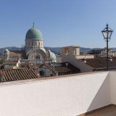 Отель Msnsuites Palazzo Dei Ciompi Флоренция балкон