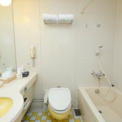 Отель Clio Court Hakata Хаката ванная фото 2