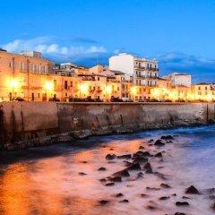 Отель Relax Италия, Сиракуза - отзывы, цены и фото номеров - забронировать отель Relax онлайн пляж фото 2