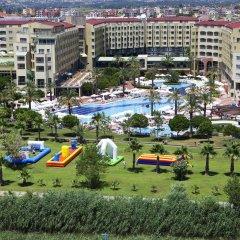Silence Beach Resort Турция, Сиде - 1 отзыв об отеле, цены и фото номеров - забронировать отель Silence Beach Resort - All Inclusive онлайн бассейн