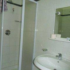 Отель Astoria Pompei Италия, Помпеи - отзывы, цены и фото номеров - забронировать отель Astoria Pompei онлайн ванная